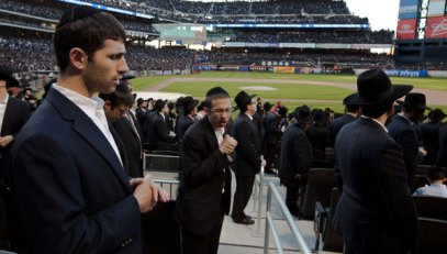 Orthodox Rally at Citi Field